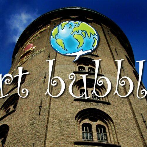 """Art Bubble"" i Rundetaarn"